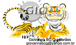 Smiling Tiger by giovannag