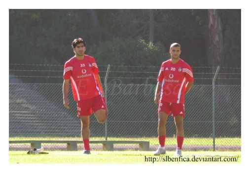R. Rocha e Simao by LostImages by SLBenfica