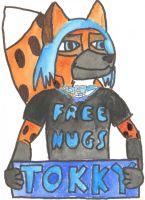 My Updated ID by Wedgie-Fox