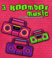 Boombox Music by Loreenitta