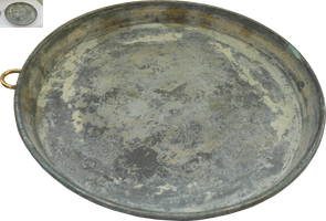 Rusty Plate by magicsart