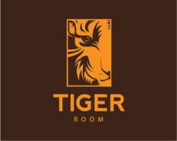 Logo design for Tiger Room by Minor-Eight
