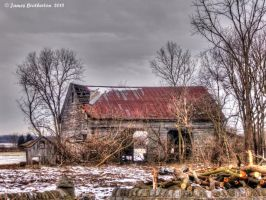 Overgrown And Abandoned by jim88bro