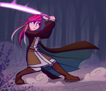 Jedi Sai - Forest by Hollulu