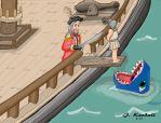 Walking the Plank by J-KENDALL