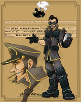 Sgt. Otis Maelstrom by Black-Ratchet
