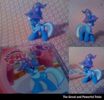 The Great and Powerful Trixie by thelovecat