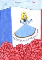 Happy Birthday France by animekid37