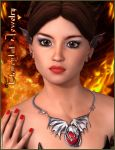 Elemental Jewelry: Fire, Earth, Wind, and Water by emmaalvarez