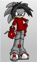 Grim The Hedgehog by SuperShadow17