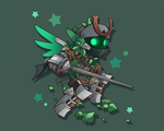 Spiral Knights - Hunter by tomokii