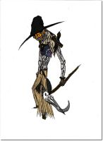 Scarecrow by bloodtrailkiller