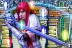 Fun with photos - Erza by MrJechgo