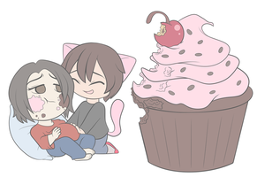 Too Much Coopcake by LuckyJack020