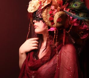 Artemis Headdress III