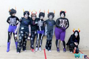 FrostCon 2 - Official Homestuck 55 by Midnight-Dare-Angel