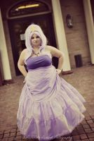 Cosplay - Lumpy Space Prom Coming Queen 2 by SammehChu