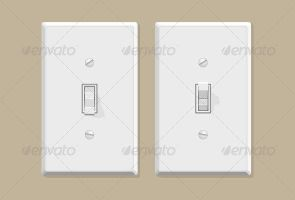 Light Switches by DXC381