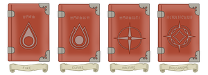 Tome Project: Basic Fire Line by dualbloodlines
