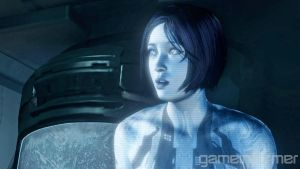 Halo 4 Cortana by MindSouldBody