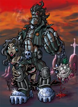 How LOBO can you GO by PIXEL-Of-DOOM
