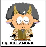 SP Wicked: Dr. Dillamond by Adam430k