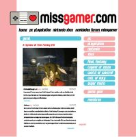Miss Gamer site 3 by Pirlipat