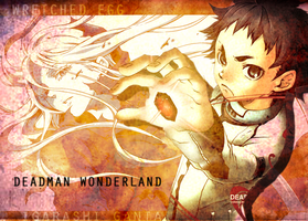 Deadman Wonderland by AbyVanEnvurio