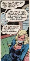 Black Canary Bound And Gagged Again by detectivesambaphile