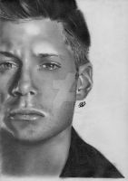 Jensen Ackles Complete by simplyart61