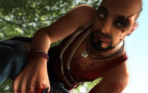 Far Cry 3 - Vaas Montenegro by Tinani
