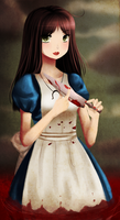 .:Alice - Madness Returns:. by melloskitten