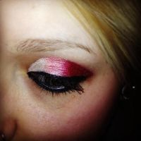 Valentines Day Makeup by Ally-sun