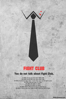 Fight Club by vBabic