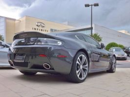 V12 Vantage rear by AsianBaconNation