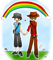__TF2: this is not gay__ by xCheckmate