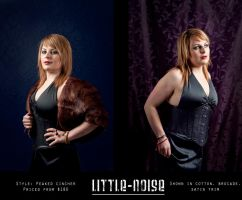 Little-Noise corsetry 01 by static-sidhe