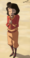 LOK: Jinora by IslandWriter