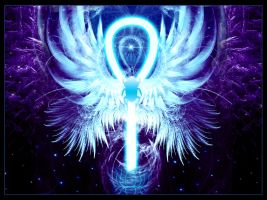 Ankh Wallpaper by whitelightwings