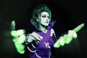 Death Prophet, Dota 2 by Feyische