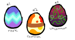 Jellytad Mystery Eggs! [CLOSED] by Superior-Stan