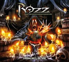 ROZZ - CD and LP cover art by stan-w-d