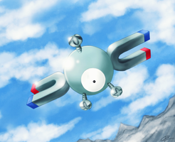 Magnemite | Coil by Ro-Arts