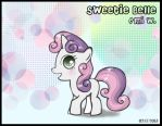 Cute Sweetie Belle by emi-wang