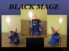 FF- The Black Mage by Aedua