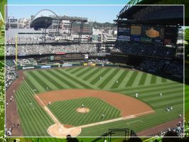 Safeco Field by Noslo91