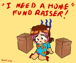 I need a home fundraiser by Ynnep