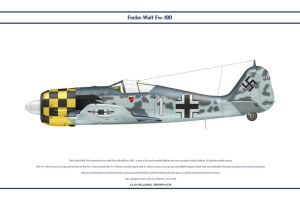 Fw190A5 JG1 2 by WS-Clave