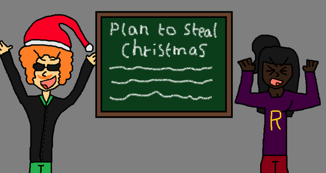 Cragvent Calendar, Day 21- Holiday Plan by CragmiteBlaster