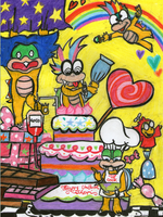 Happy Birthday from the Koopalings by EdieMammon